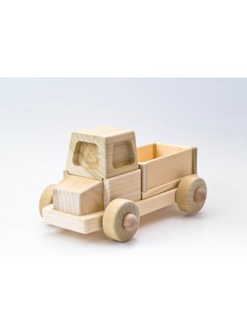 Camion giocattolo in legno - Pippo