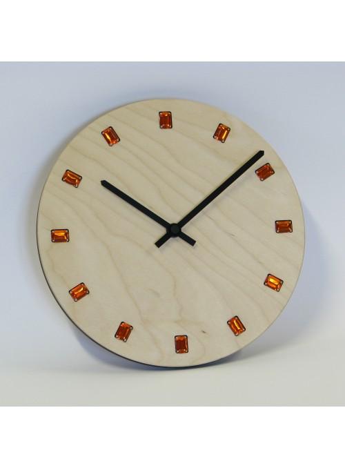 Orologio da parete classico in legno - Momento