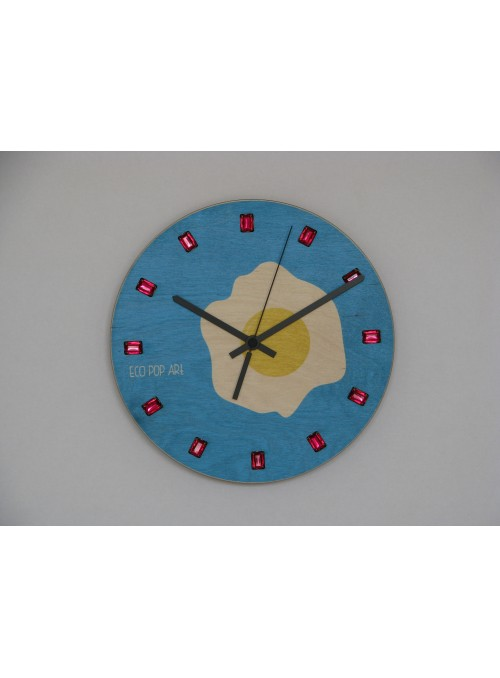 Orologio da parete classico - Momento Eco Pop Art