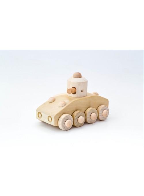 Carro armato giocattolo in legno - Bum