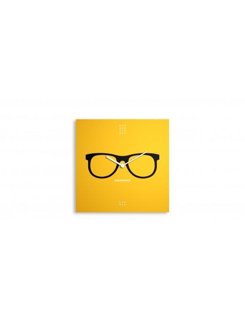 """Orologio in cartone """"Glasses"""""""