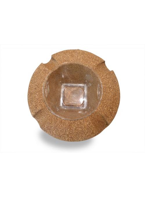 Ghiacciaia a forma di tappo in sughero biondo - Ghiacciaia