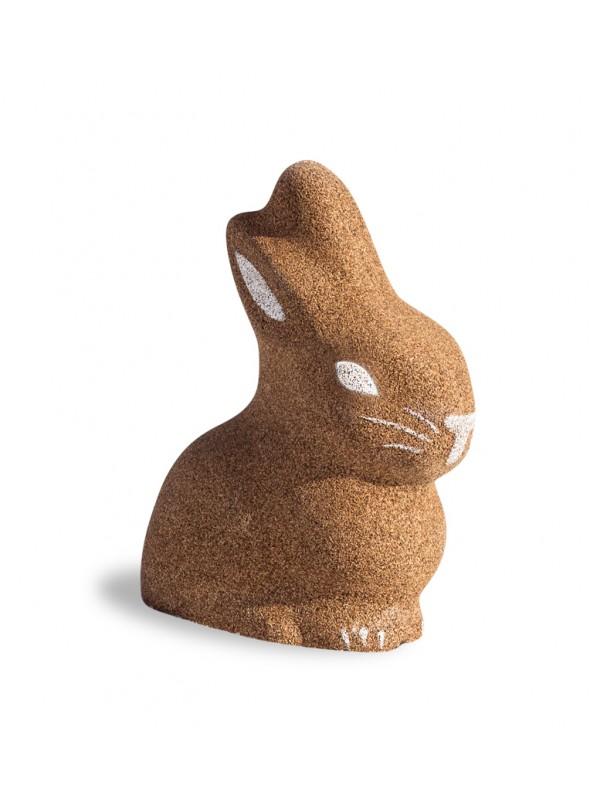 Decorative bunny in cork - Corkbunny