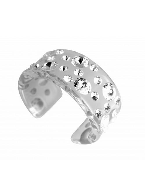 Bracciale con cristalli Swarovski leo zircon