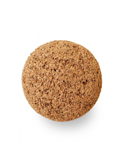 Two decorative spheres in cork - Sphere