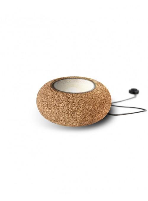 Lampada da terra in sughero - Relax Lamp