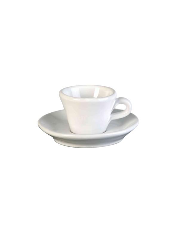Set di due tazzine da caffè in ceramica - Estia