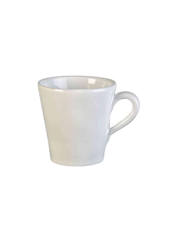 Set of two mugs in ceramic - Estia