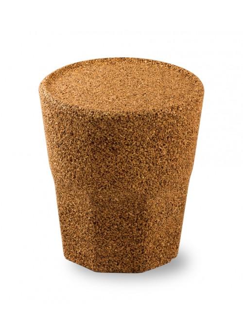 Sgabello in sughero a forma di bicchiere - Spritz