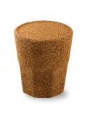Cork astool shaped as a glass - Spritz
