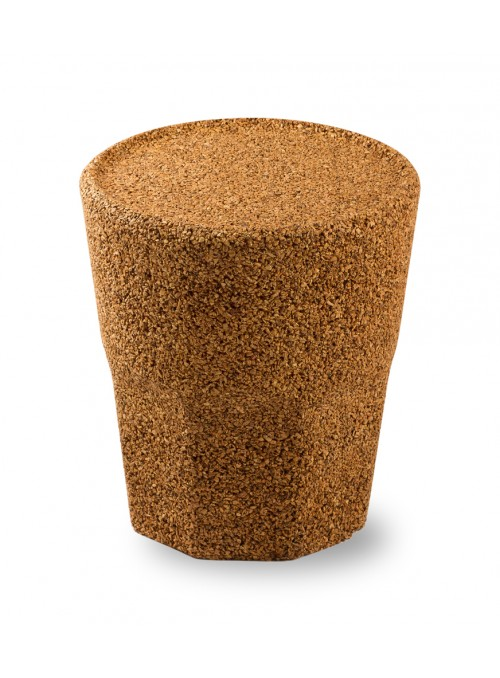 Cork astool shaped as a glass - Spritz