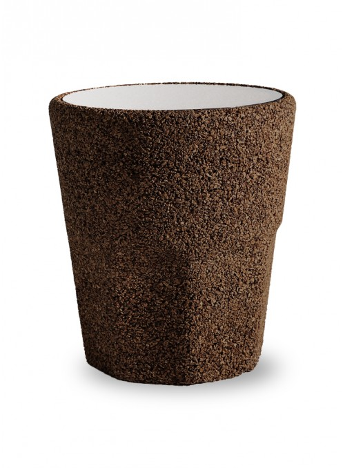 Cork table shaped as a glass - Spritz