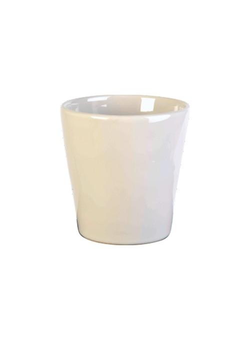 Set di due mugs senza manico in ceramica - Estia