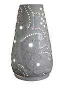 Cone-shaped ceramic lamp - Fiori