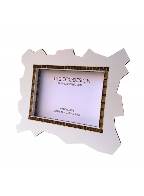 Molded cardboard photo frame - Gentileschi