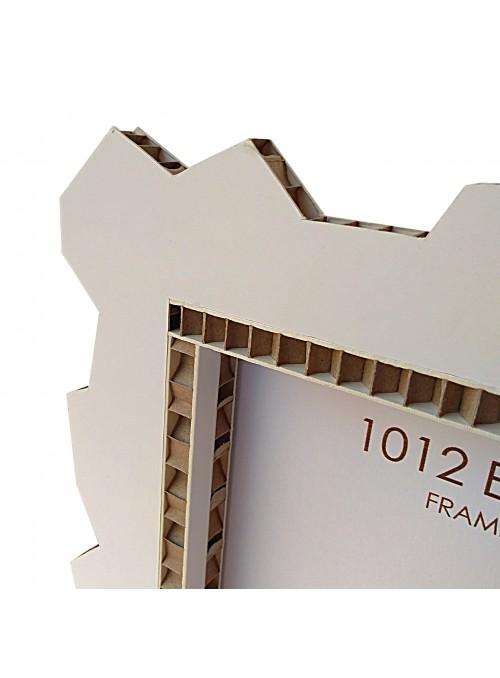 Molded cardboard photo frame - Gentileschi
