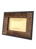Rectangular cardboard photo frame - Ruby