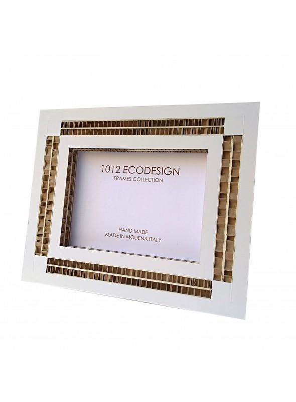 Rectangular cardboard photo frame - Hack