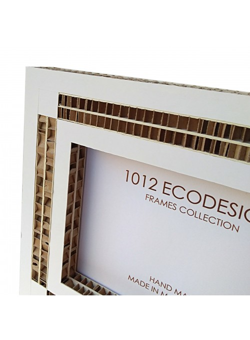 Rectangular cardboard photo frame - Hack