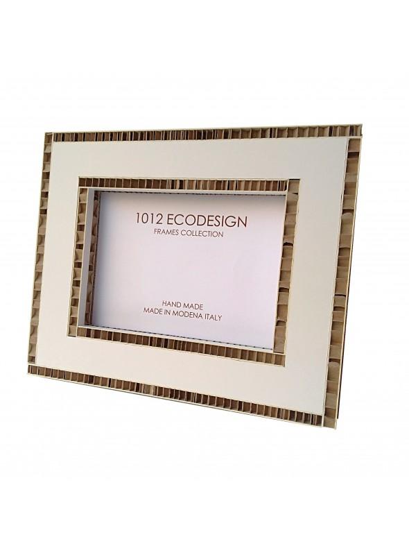 Rectangular cardboard photo frame - Calcutta