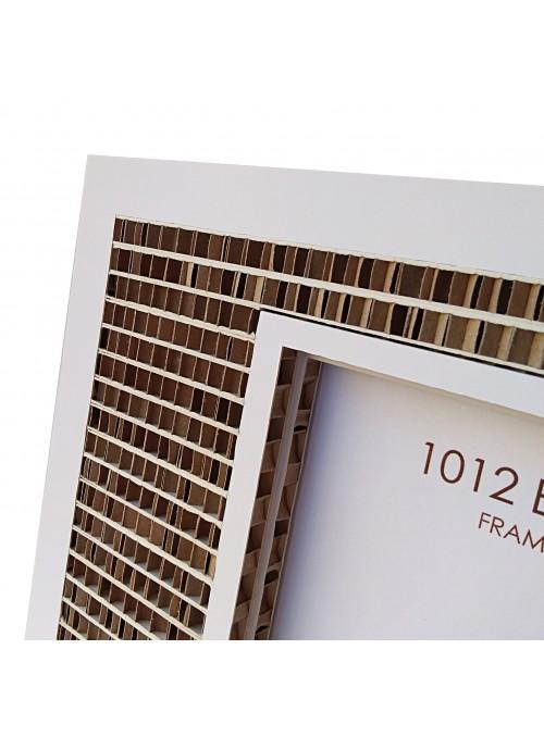 Cornice rettangolare grande in cartone - Gemma