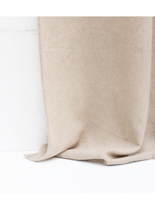 Courtain in pure linen