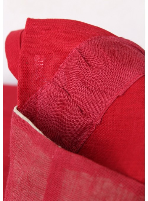 Tablecloth in pure linen gauze in two measures - Plissé