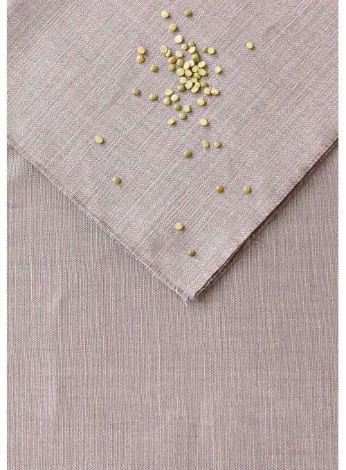 Tablecloth in pure linen, two measures - Nobile