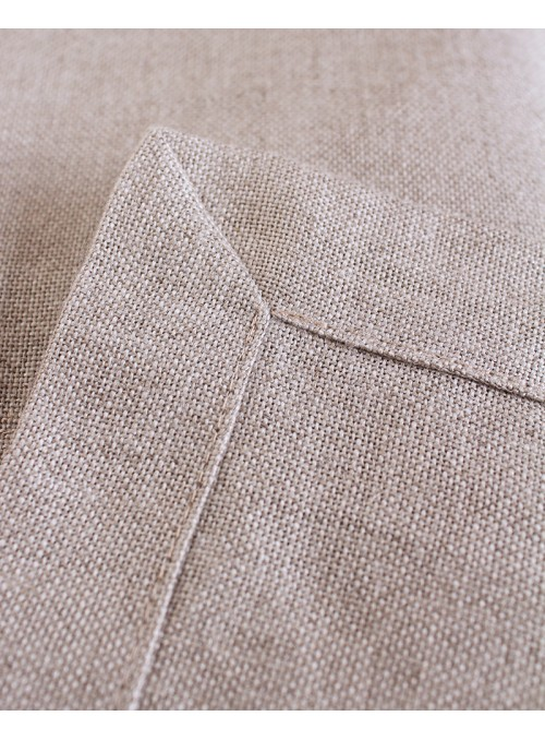 Tablecloth in pure linen, two measures - Basic