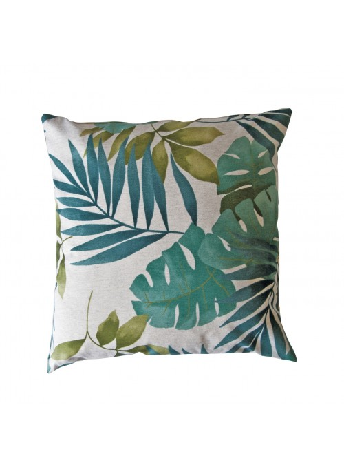Squared big cushion in eco freindly fabric