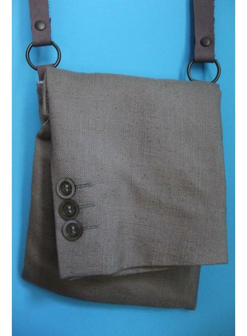 Mini borsetta manica con tracolla