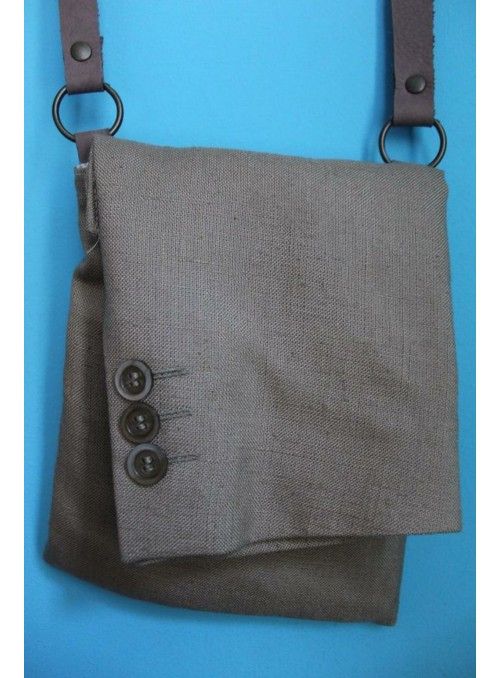 Small sleeve bag with shoulder strap