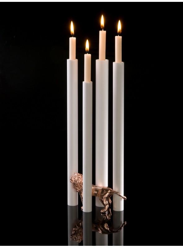 Porta candele di design - Giorni da Leone
