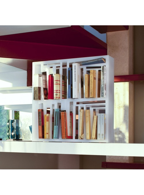 Small colorful bookshelf - Bookshape