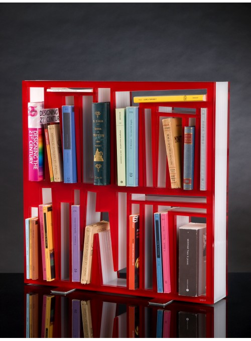 Mini libreria colorata - Bookshape