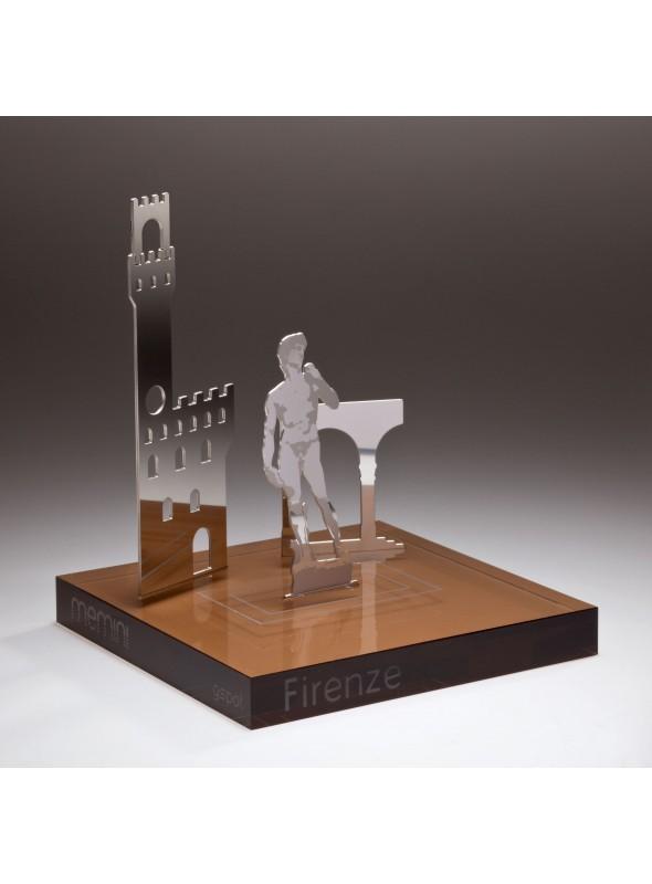 Sculpture souvenir Memini collection - Florence