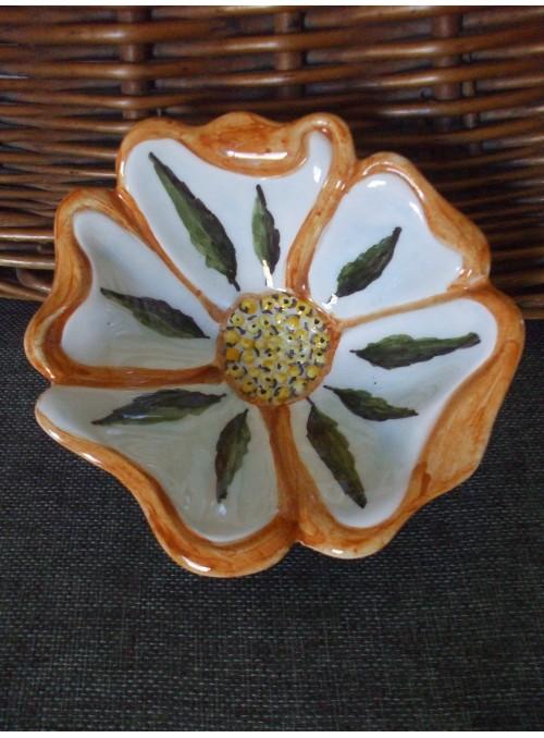 Ciotolina in ceramica - Fiore