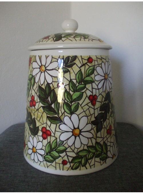 Ceramic cookie jar - Tiffany
