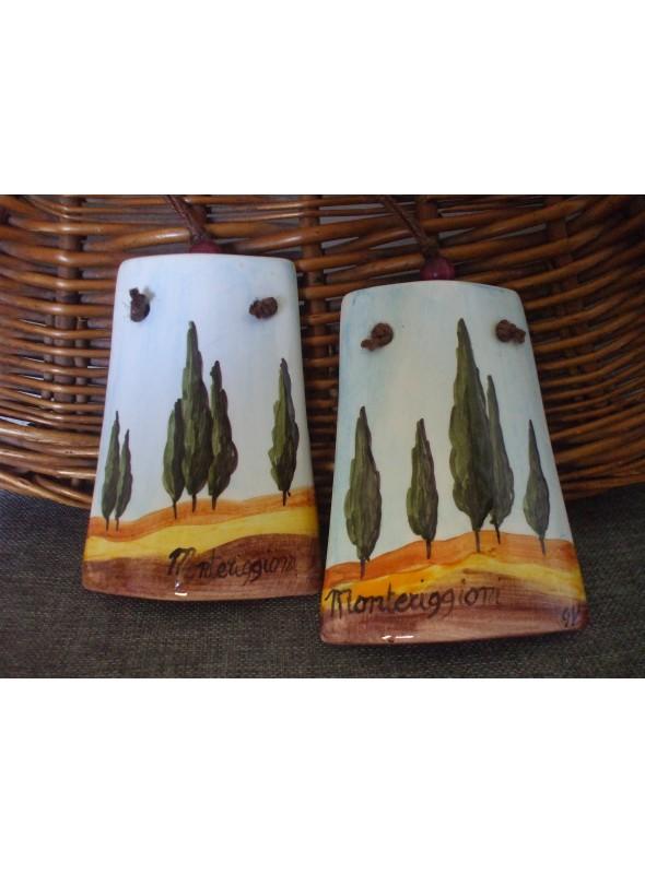 Set tegole in ceramica - Tuscany 4