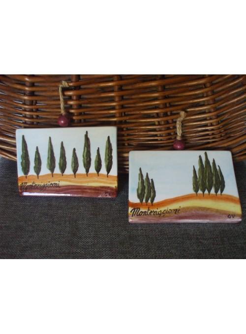 Set mattonelle in ceramica - Tuscany