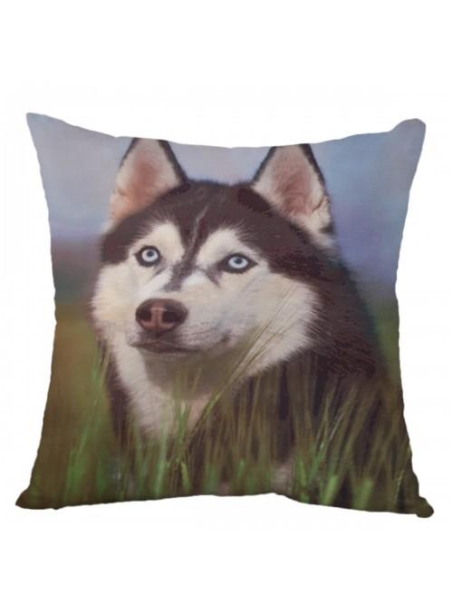 Cuscino bombato quadrato - Husky