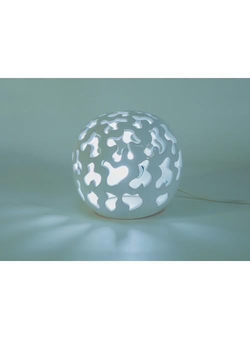 Lampada rotonda in ceramica - Liberty