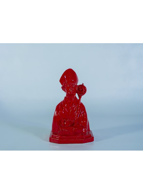 Busto in ceramica - San Gennaro moderno