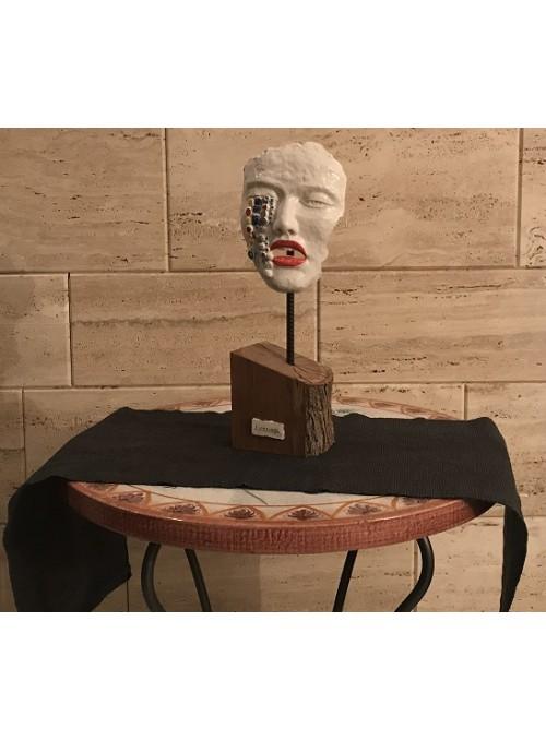 Artistic sculpture - Lussuria