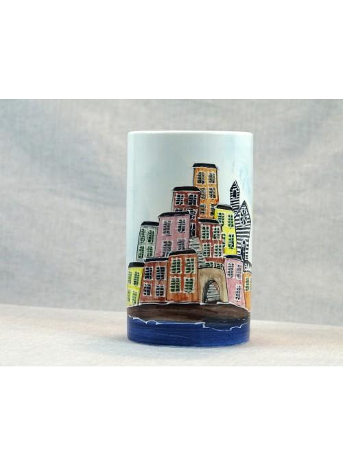 Portamestoli in ceramica