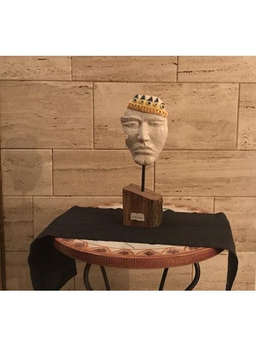 Artistic sculpture - Superbia