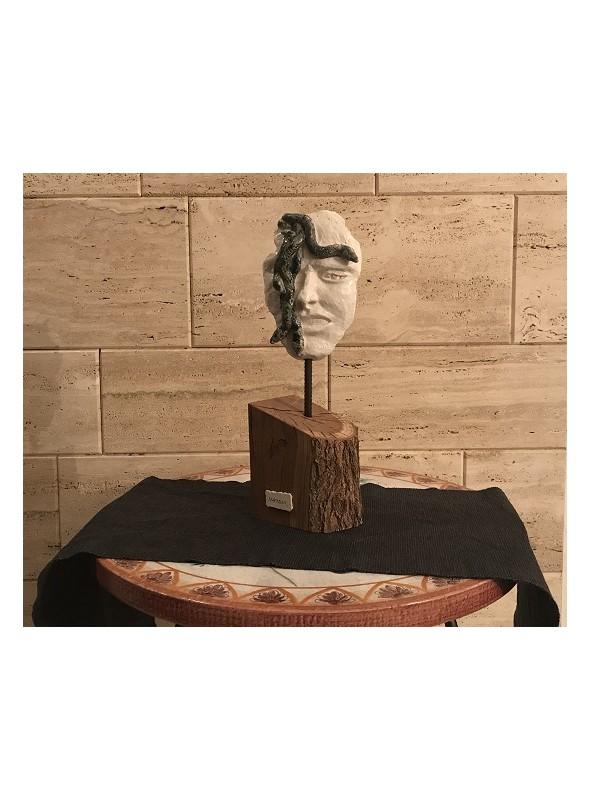 Artistic sculpture - Invidia
