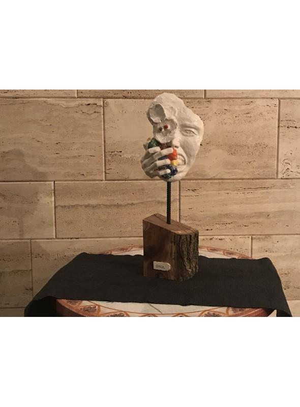 Artistic sculpture - Gola