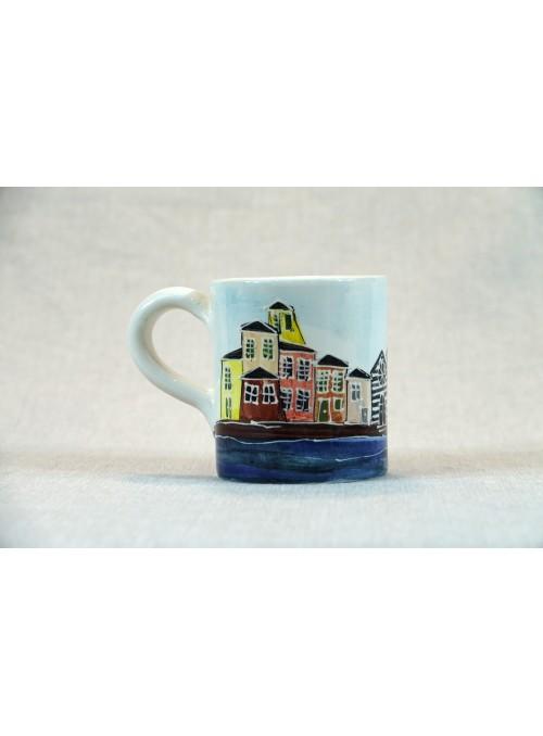 Mug in ceramic