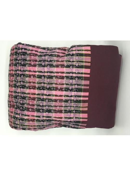 Handmade meditation mat